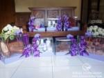 Seserahan nuansa ungu