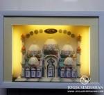 Masjid 5 Kubah + Lampu