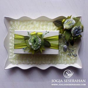 Tempat uang nuansa natural green order by kak Imtikhan Tiara