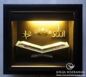 "Al-Quran + Lampu ""Kiki & Asep"", Sulawesi Utara"